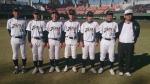 巨人杯国際親善野球大会に木村監督と2年生5名が出場します!